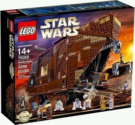 LEGO Star Wars Set #75059 Sandcrawler