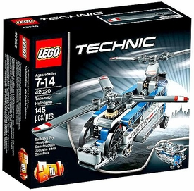 LEGO Technic Set #42020 Twin-rotor Helicopter