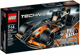 LEGO Technic Set #42026 Black Champion Racer