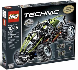 LEGO Technic Set #8284 Dune Buggy Damaged Package, Mint Contents! Damaged Package, Mint Contents!