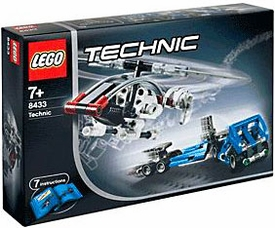 LEGO Technic Set #8433 Cool Movers