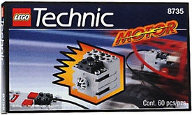 LEGO Technic Set #8735 9 Volt Motor