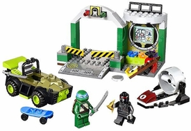 LEGO Juniors Set #10669 Teenage Mutant Ninja Turtles: Turtle Lair