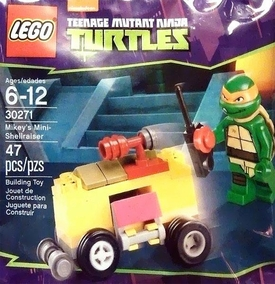 LEGO Teenage Mutant Ninja Turtles Set #30271 Mikey's Mini-Shellraiser [Bagged]