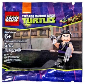 LEGO Teenage Mutant Ninja Turtles Set #6076195 Flashback Shredder [Bagged]