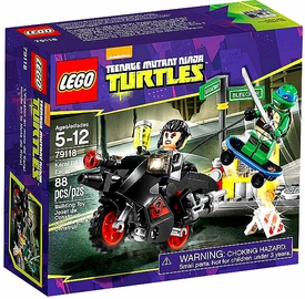 LEGO Teenage Mutant Ninja Turtles Set #79118 Karai Bike Escape
