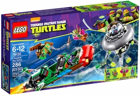 LEGO Teenage Mutant Ninja Turtles Set #79120 T-Rawket Sky Strike