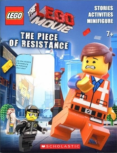 LEGO The Movie Activity Book [Does Not Include Figure]