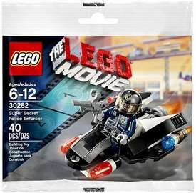 LEGO The Movie Exclusive Set #30282 Super Secret Police Enforcer [Bagged]