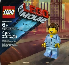 LEGO The Movie Exclusive Set #5002045 Pyjamas Emmet [Bagged] (Coming Soon)