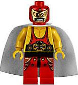 LEGO The Movie LOOSE Minifigure El Macho the Wrestler