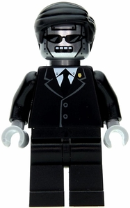 LEGO The Movie LOOSE Minifigure Robo Fed [Executron]