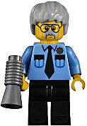 LEGO The Movie LOOSE Minifigure Pa Cop