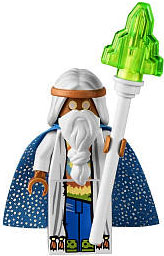 LEGO The Movie LOOSE Minifigure Vitruvius