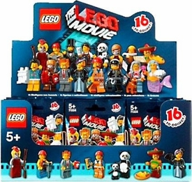LEGO the Movie Minifigure Series 12 Mystery Box [60 Packs]