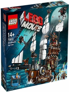 LEGO The Movie Set #70810 MetalBeard's Sea Cow