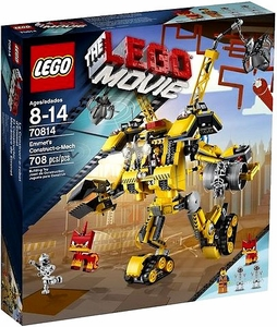 LEGO The Movie Set #70814 Emmet's Constructo-Mech