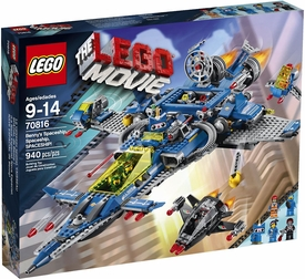 LEGO The Movie Set #70816 Benny's Spaceship, Spaceship, SPACESHIP! New!