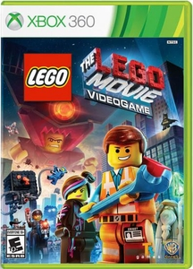 LEGO The Movie Video Game XBOX 360 New Hot!
