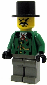LEGO Western LOOSE Mini Figure Gambler Now this is a poker face!