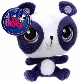 Littlest Pet Shop 6 Inch Plush Pet Figure Penny Ling Panda