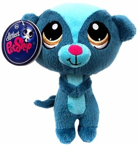 Littlest Pet Shop 6 Inch Plush Pet Figure Sunil Nevla Mongoose