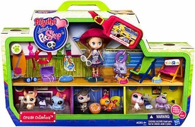 Littlest Pet Shop Blythe's Exclusive Pet Vacations Playset Cruise Collection
