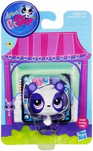 Littlest Pet Shop Bobble in Style Figure #3557 Penny Ling New!