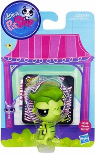 Littlest Pet Shop Bobble in Style Figure #3558 Vinnie Terrio