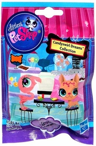 Littlest Pet Shop Candyswirl Dreams Collection Mystery Figure Pack