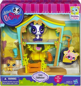 Littlest Pet Shop Cozy Condo Playset Clubhouse New!