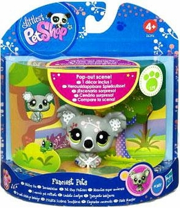 Littlest Pet Shop Fanciest Pets Series 1 Figure Koala