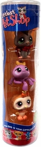 Littlest Pet Shop Halloween 3-Pack Sugar Glider, Spider & Owl
