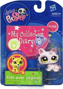 Littlest Pet Shop My Collector Diary Cat
