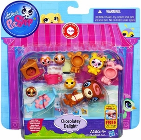 Littlest Pet Shop Playset Chocolatey Delight