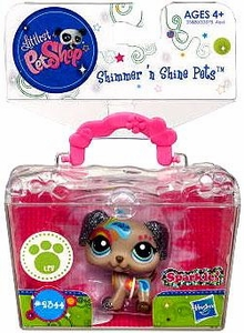 Littlest Pet Shop Shimmer 'N Shine Figure #2344 Dalmation