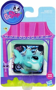 Littlest Pet Shop Single Figure #3560 Shark