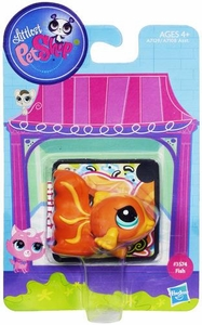 Littlest Pet Shop Single Figure #3574 Fish