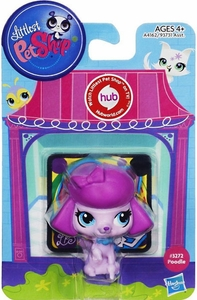 Littlest Pet Shop Sweetest Pet Single Poodle