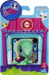 Littlest Pet Shop Sweetest Pet Single Sea Turtle