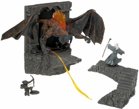 Lord of the Rings Armies of Middle Earth Environment Bridge of Khazad-dum with Balrog