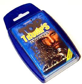 Lord of the Rings The Return of the King Top Trumps Playing Card Game