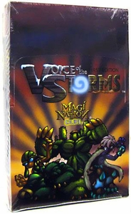 Magi Nation Duel Card Game Voice of the Storms Booster BOX [36 Packs]