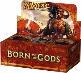 Magic the Gathering Born of the Gods Booster BOX [36 Packs]