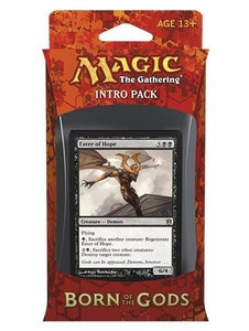 Magic the Gathering Born of the Gods Intro Pack Death's Beginning