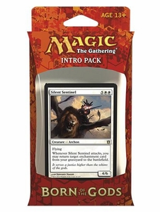 Magic the Gathering Born of the Gods Intro Pack Gift of the Gods