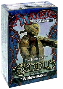 Magic the Gathering Exodus Theme Deck Widowmaker