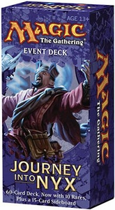 Magic the Gathering Journey into Nyx Event Deck