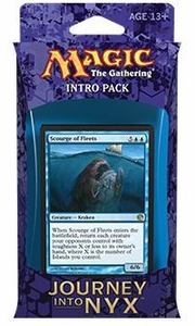 Magic the Gathering Journey into Nyx Intro Pack Fates Forseen