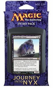 Magic the Gathering Journey into Nyx Intro Pack Pantheon's Power